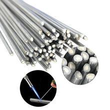 Легкие плавкие сварочные электроды 2 мм стержень алюминиевый