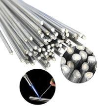 Легкие плавкие сварочные электроды, 2 мм стержень, алюминиевый флюсовый сварочный провод, сварочные электроды для алюминиевой пайки, сварка...