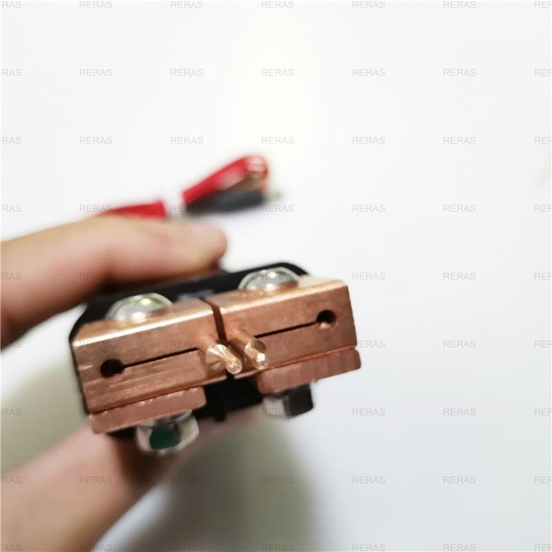 Integrated hand-held spot welding pen Automatic trigger Built-in switchoperation spot welder welding machine