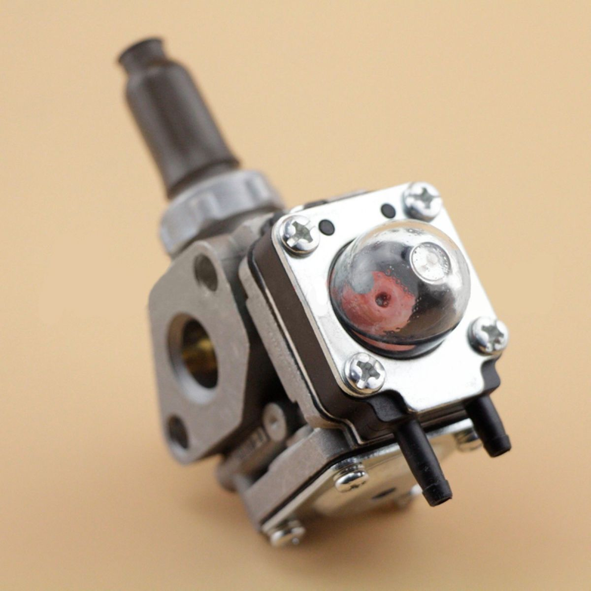 Carb Carburetor Replacement For Kawasaki Th43 Th48 Engine Strimmer Bushcutter Garden Water