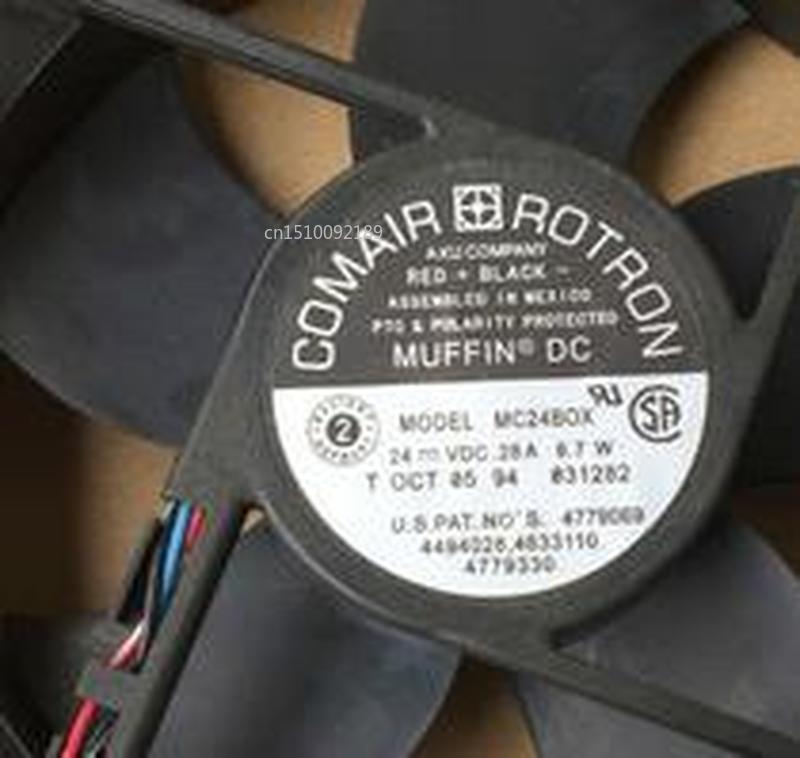 For Original MC24B0X 24V 6.7W 12CM12032 120 * 120 * 32MM Cooling Fan Free Shipping