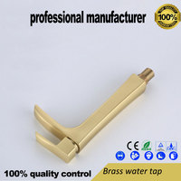brass water faucet cold and hot water tap valve basin tap faucet fashion design brass tap high quality basin tap water tap valve