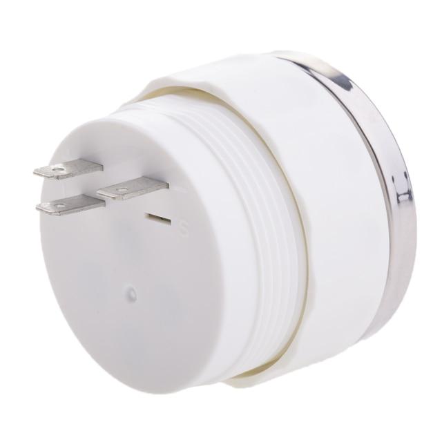 2 52mm 12V Red LED Car Boat 8-16V Voltmeter Volt Voltage Gauge Meter