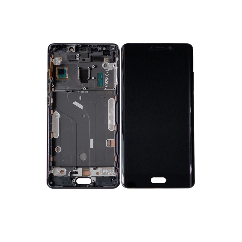 Image 4 - 100% Original AMOLED LCD for Xiaomi Mi Note 2 LCD display Touch Screen Digitizer Assembly 5.7 inch For Mi note2 with Frame+tools-in Mobile Phone LCD Screens from Cellphones & Telecommunications
