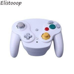 Image 3 - GameCube 무선 게임 패드 용 Wii 용 NGC 용 GameCube 용 Nintendo 용 2.4GHz Bluetooth 게임 컨트롤러 조이스틱