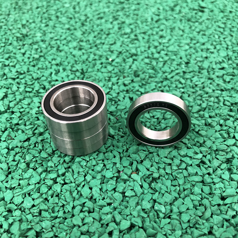 20pcs ABEC-3 S6803 ZZ S6803-2RS 17*26*5 Mm Stainless Steel 440C Thin Wall Deep Groove Ball Bearing 6803 RS -2Z 17x26x5mm