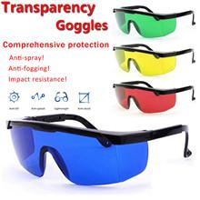 Ochrona lasera okulary ochronne okulary rowerowe gogle ochronne okulary regulowane okulary robocze odporne na światło Dropshipping #3 tanie tanio SULAITE CN (pochodzenie) NONE 0406 WHITE Unisex