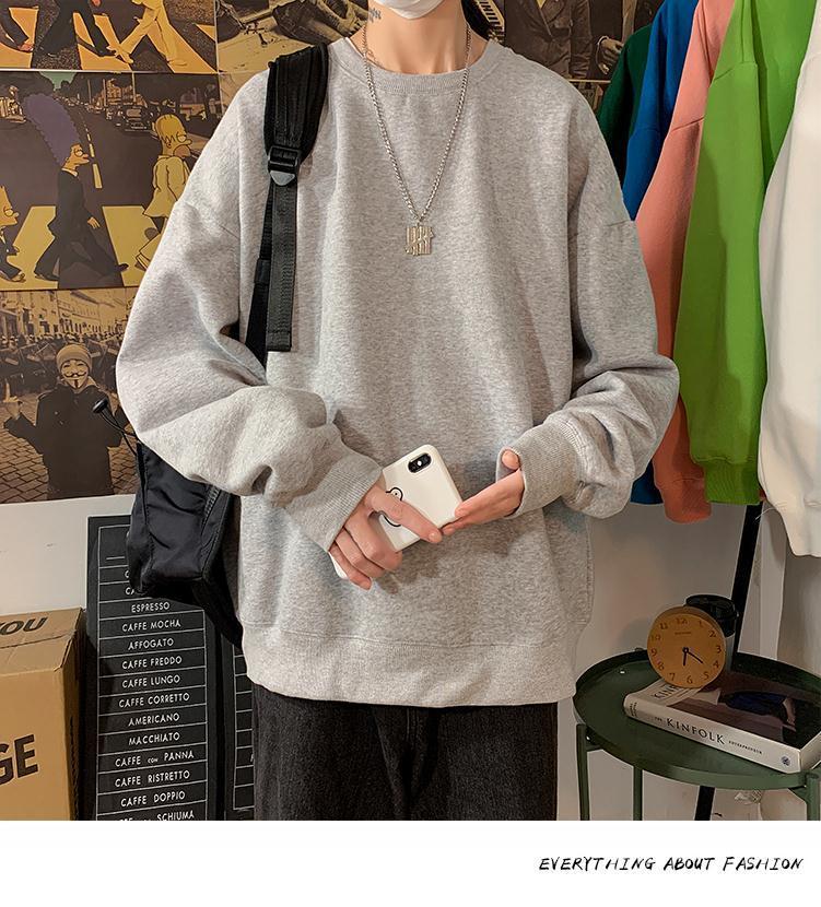 H399764ffceae4848a53eb87088a370b77 loose Korean style plus size sweatshirt winter clothes streetwear women 2020 new fashion plus velvet oversize harajuku hoodie