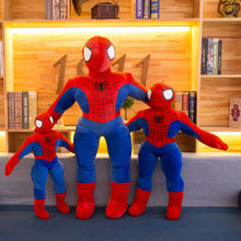 40cm Cartoon Spider-Man Plush Toy Large Sleeping Pillow Doll Toys(China)