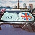 Лобовое стекло автомобиля солнцезащитный козырек Солнцезащитный козырек для Mini Cooper One S JCW R52 R53 R55 R56 R60 R61 F54 F55 F60 Countryman аксессуары