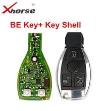 Xhorse vvdi ser chave pro versão melhorada v1.5 com escudo chave inteligente com logotipo 3 botão para benz troca token para vvdi mb bga