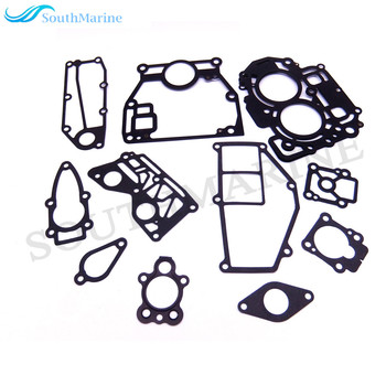 Boat Motor Complete Seal Gaskets Kit for Mercury Marine 4-Stroke 6HP 8HP 9.9HP Outboard Engine
