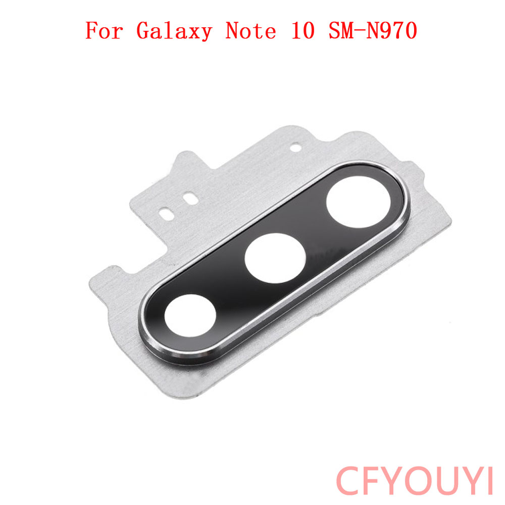 For Samsung Galaxy Note10 Note 10 N970 Back Camera Lens Ring Cover Replacement Part