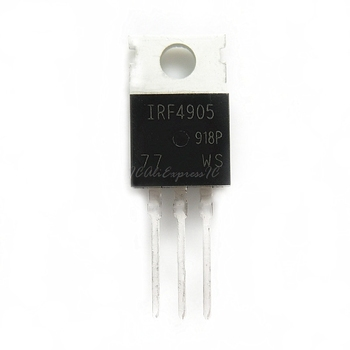 10pcs/lot IRF4905 TO-220 In Stock - discount item  8% OFF Active Components
