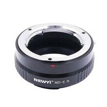 קמעונאות Newyi עדשת מתאם טבעת עבור Minolta Md עדשה כדי Canon Eos R Rf הר מלא מסגרת ראי מתאם