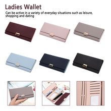 Long Wallet Women Purses Tassel Fashion Coin Purse Card Holder Wallets Female High Quality Clutch Money Bag PU Leather Wallet bvlriga women wallet nubuck leather long purses card holder women clutches fashion wallets money purses 2017 new clutches women