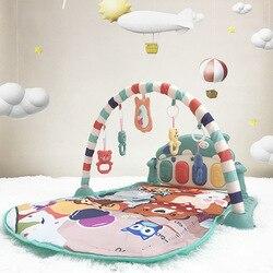 Детский коврик, коврик для музыкального зала, детский коврик, мягкий коврик для детей, напольная игра, развивающая игрушка для детей