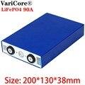 VariCore 3 2 V 90Ah аккумулятор LiFePO4 литий-железо фосфа большой емкости 90000mAh мотоцикл электрический автомобиль аккумуляторные батареи для двигател...