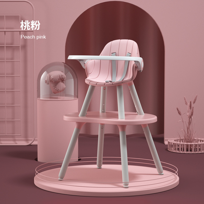 0929 Dining Chair Children's Dining Table Baby Chair Family Multi-functional Good Child