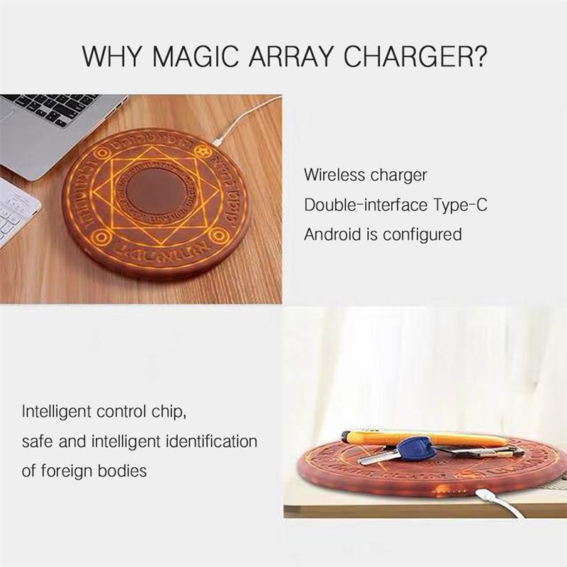 Magic Array Wireless Charger (10W Charging)