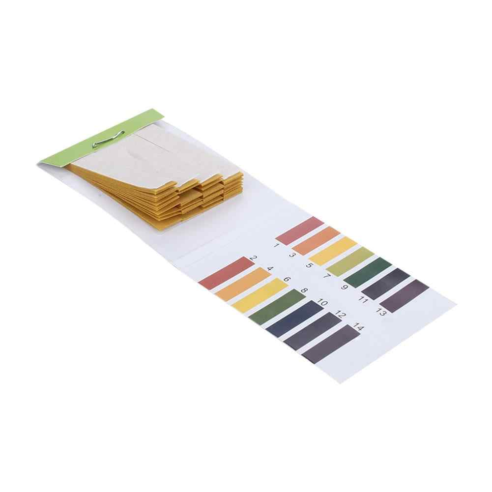 実用的な酸塩基 Testpaper 1-14 尿ディップスティックテスト羊水糖尿病 PH 試験紙尿ケトン紙 PH017