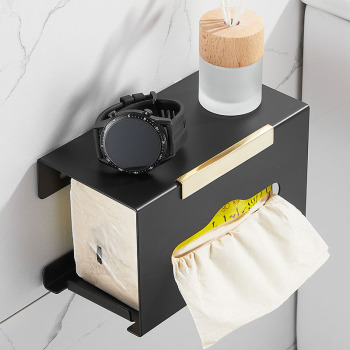 Distributeur Papier Toilette Feuille