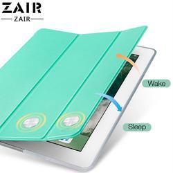 Étui à rabat pour tablette MediaPad T5, 10.1 pouces, étui à rabat pour cartes de sommeil intelligent, funda, étui pour carte solide, pour AGS2-W09/W19/L09
