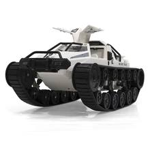 SG 1203 1/12 2.4G Drift RC Tank Auto High Speed Full Proportionele Controle Voertuig Modellen Outdoor Speelgoed Zwart Wit(China)