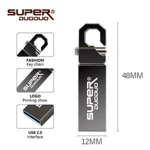 Image 5 - USB 2.0 バージョン 32 グラムの高速フラッシュドライブ防水金属キーチェーン。メモリスティック u ディスク