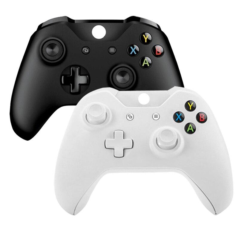 สำหรับ Xbox One Wireless Controller สำหรับ Xbox One PC Joypad Joystick สำหรับ X BOX One Slim Console Gamepad-ใน เกมแพด จาก อุปกรณ์อิเล็กทรอนิกส์ บน AliExpress - 11.11_สิบเอ็ด สิบเอ็ดวันคนโสด 1