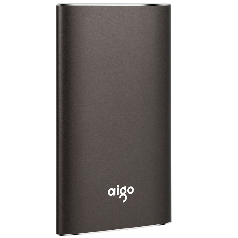 Aigo 120gb external ssd card size portable ssd small and fast ssd externo 4k speed hd externo marvell master disco duro ssd