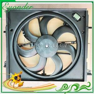 Image 4 - 닛산 qashqai j11 rogue t32 1.6 214814eb0a 21481 4eb0a 용 renault kadjar 용 a/c 에어컨 라디에이터 전동 팬 모터