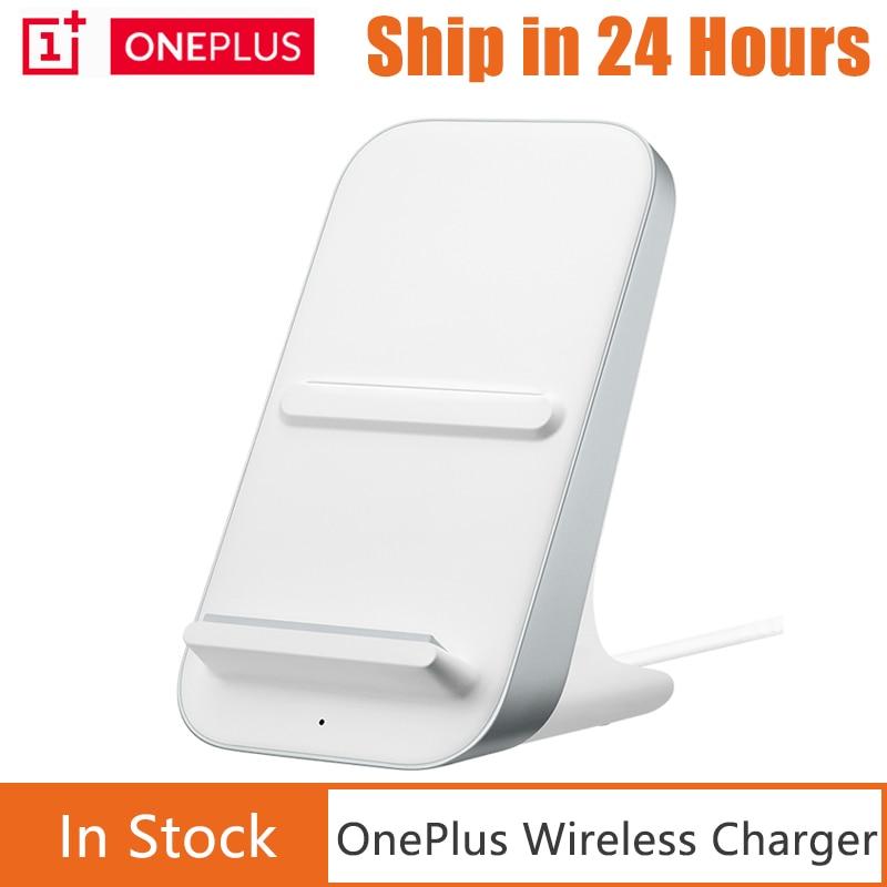 Оригинальное Беспроводное зарядное устройство OnePlus 30 Вт, интеллектуальное зарядное устройство для сна, ПК V0 300g, для OnePlus 8 Pro Qi/EPP, воздушное ох...