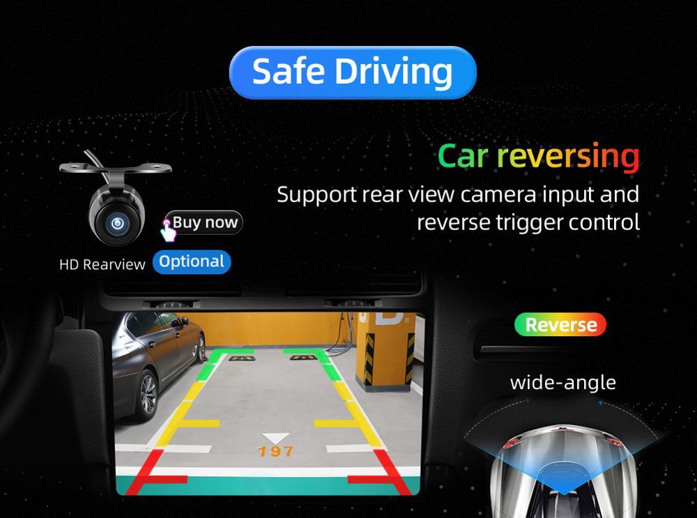 Image 5 - Bosion 2 din Android coche GPS para Ford Mondeo Ford S max Focus C MAX Galaxy Fiesta de tránsito fusión conectar kuga reproductor de DVD 4GB 64GBReproductor multimedia para coche   -