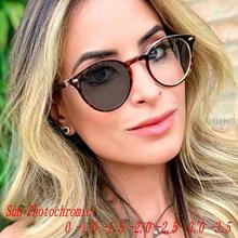 MINCL/круглая рамка в стиле ретро оптические очки оправа женский тренд близорукость дамы фотохромные оправы для очков NX