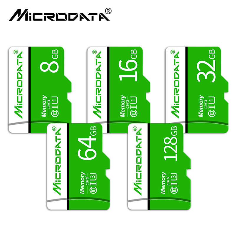 2019 New Arrival 8,16,32,64GB Memory card 32gb Class 10 Micro SD/TF Flash Card for Mobile Series SDHC/SDXC micro SD wholesale