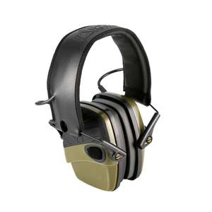 Electronic Shooting Earmuff Headphone Protection-Headset Anti-Noise Tactical Sound-Amplification