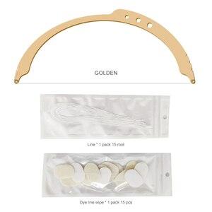 Image 3 - Righello di Posizionamento Arco Sopracciglio Mappatura Make Up Strumento di Misura Filo Tintura Fodere Semi Permanente Microblading Sicuro