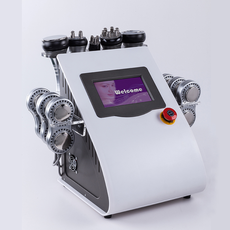 RF Cavitation Ultrasonic Slimming Machine Skin Tightening,Skin Rejuvenation,Wrinkle Remover,vacuum System  Weight Loss Machine