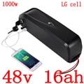 36V 13ah 16ah 20ah батарея для электрического велосипеда 48V 10ah 13ah 16ah литий-ионный аккумулятор 52v 10ah 13ah 16ah батарея для электровелосипеда использовать...