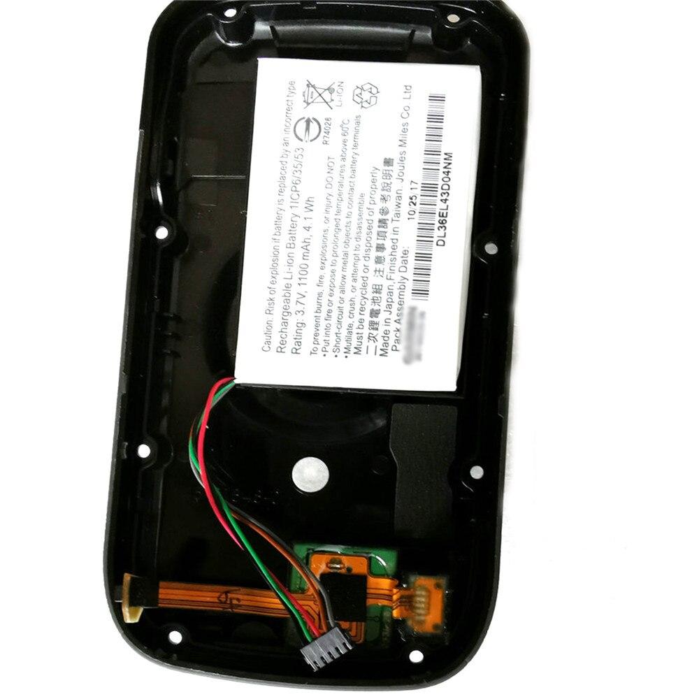 Parte Reparação Relógio Shell Tampa Traseira com Bateria