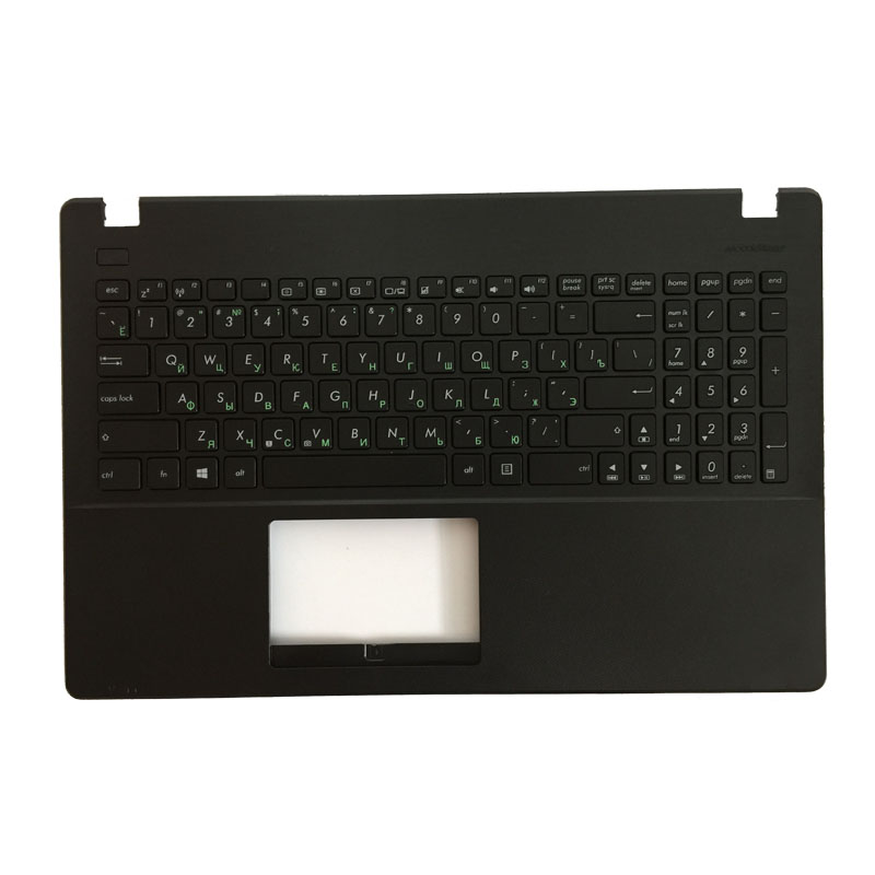 NEW Russian For Asus X551 X551C X551M X551S RU Laptop Keyboard Black With Palmrest Upper