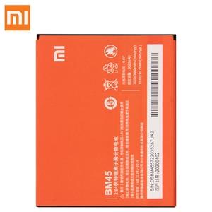 Image 3 - Original XIAOMI BM45 Replacement Battery For Xiaomi Mi Redmi Note 2 Redrice note2 Authentic Phone Batteries 3060mAh