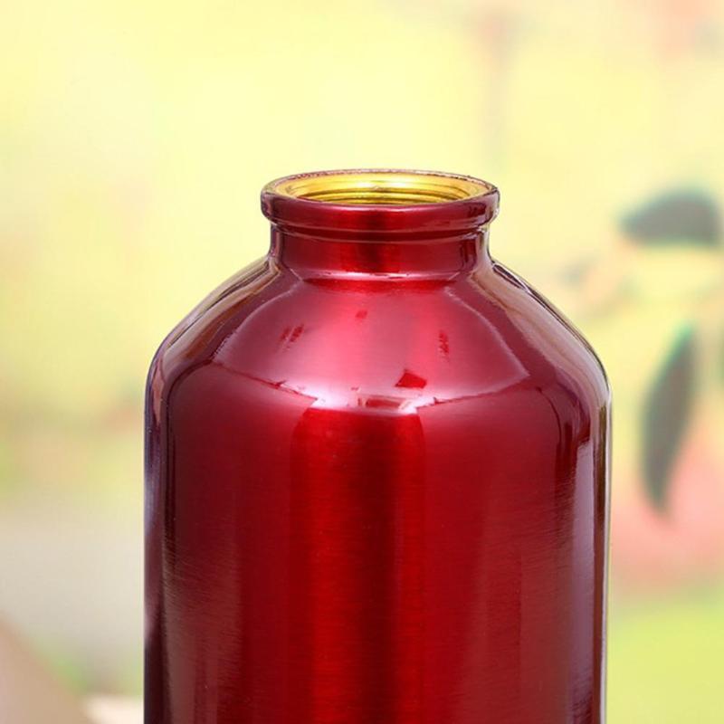 H39a02eca147b470ba897079a403c7fc0k 400/500/600/700ML Hot Water Bottle Outdoor Exercise Plastic Bike Sports Water Bottles Drinking Aluminum Hydroflask Drink Bottle
