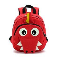 Przedszkole dla dzieci w wieku szkolnym 2-3-6 lat dla starszych kobiet plecak śliczny mały tornister chłopiec plecak szkolny z utraconym plecakiem