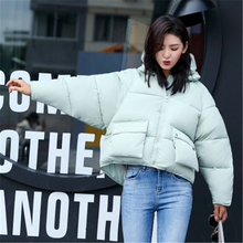 Winter jacket women 2019  Women Parkas The Korea Slim Bread Thickened Down Jacket Cotton Coat Winter Female Cotton Coat Tide цены онлайн