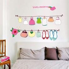 Мультяшная вешалка для одежды украшение гостиной спальни детской