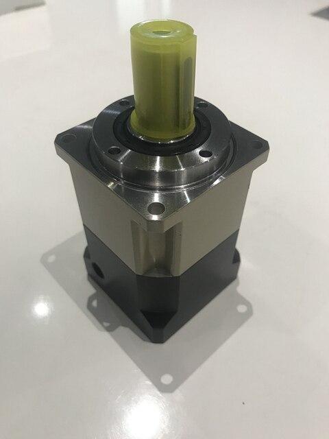 5 arcmin, reductor planetario helicoidal de alta precisión, caja de cambios 3:1 a 10:1 para NEMA23 57, eje de entrada del motor paso a paso 8mm