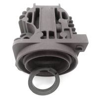 Suspensión de aire compresor cilindro anillo cabeza con Kits de reparación de agujeros para Cayenne 7L0698007D