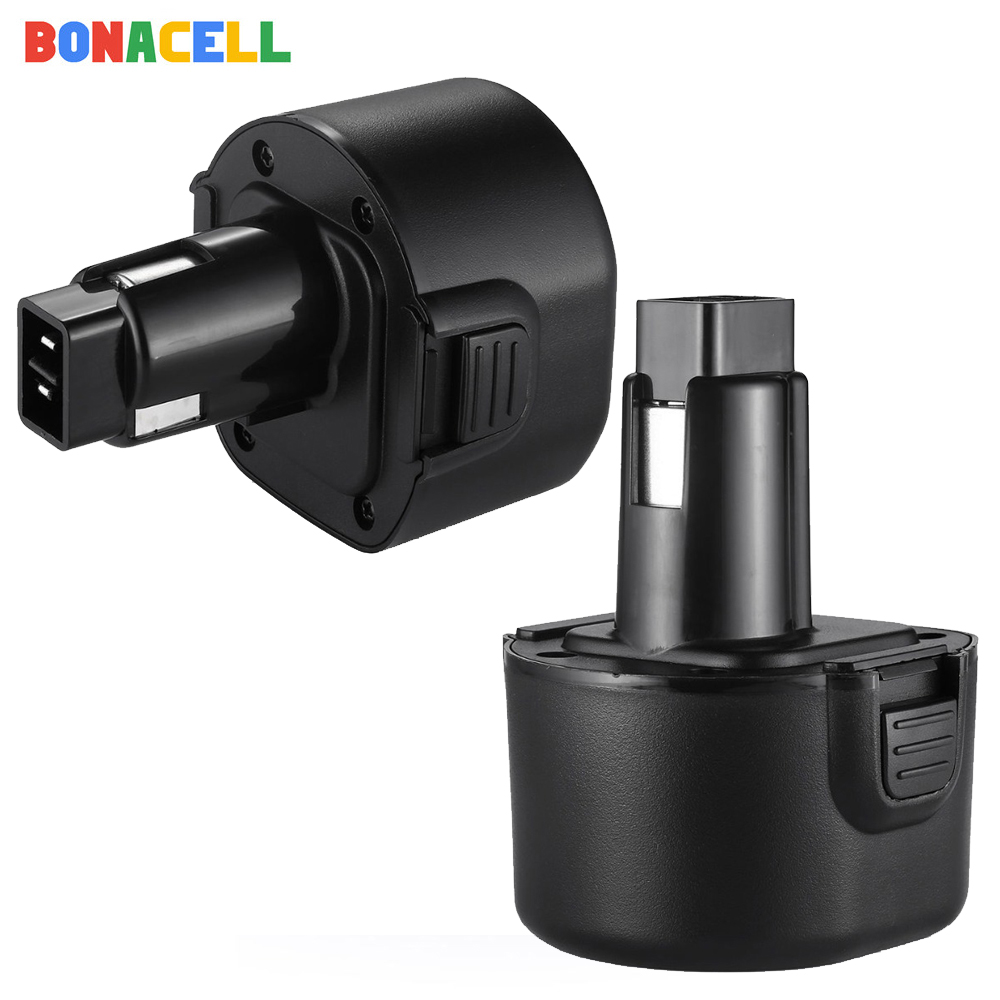 Bonacell 9.6V 3500mAh / 3000mAH PS120 battery for Black&Decker BTP1056 A9251 PS310 PS3350 CD9600